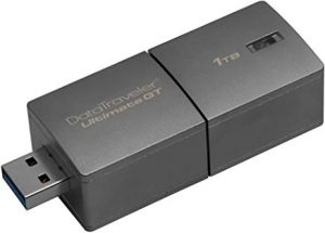 Pendrive 1TB Kingston DTUGT/1TB DataTraveler Ultimate GT - Memoria USB 3.1 de 1 TB