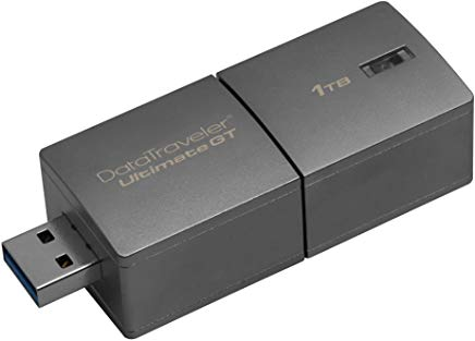 Pendrive Kingston DTUGT/1TB DataTraveler Ultimate GT - Memoria USB 3.1 de 1 TB