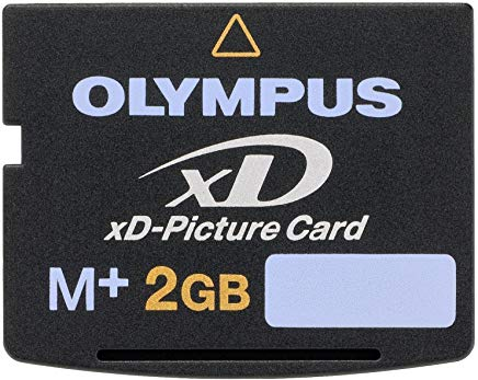 xd picture card olympus