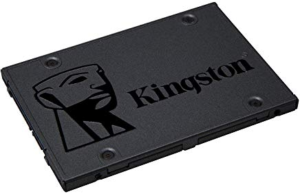 "Unidad de Estado Sólido SSD Kingston SSD A400 - Disco duro sólido de 240 GB (2.5"" SATA 3)"