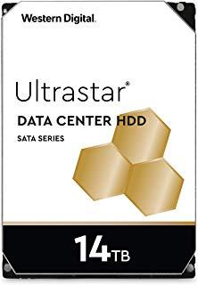 Disco Duro Western Digital 14 TB Ultrastar DC HC530