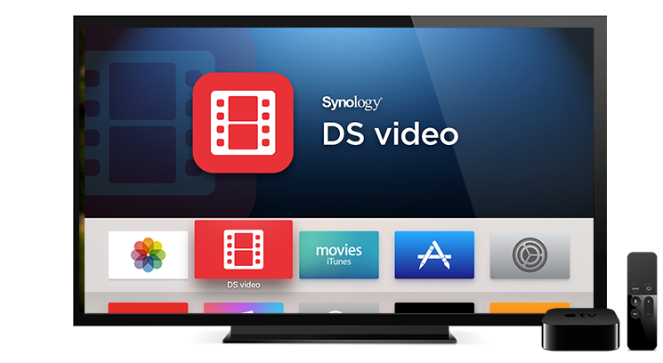 stream TV synology