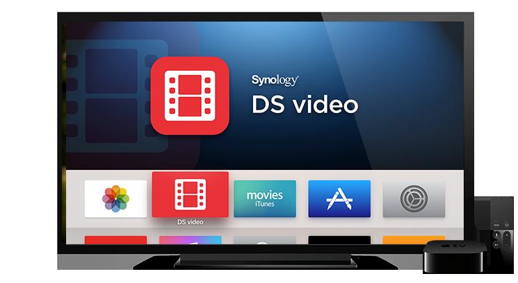 stream TV synology
