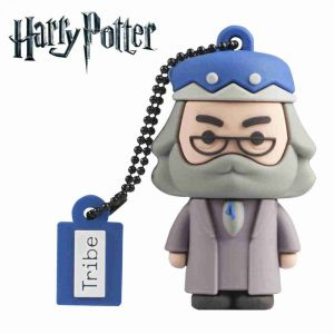 Llave USB 32 GB Albus Dumbledore - Memoria Flash Drive Original Harry Potter, Tribe