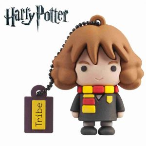 Llave USB 32 GB Hermione Granger - Memoria Flash Drive Original Harry Potter, Tribe