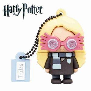 Llave USB 32 GB Luna Lovegood – Memoria Flash drive 2.0 Original Harry Potter, Tribe