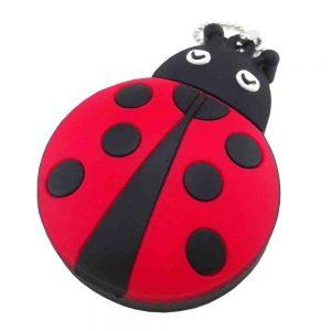PENDRIVE aneew diseño de mariquita rojo insectos USB 2.0 Flash Drive de memoria pulgar stick Ladybug 16 gb