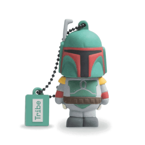 Pendrive USB 8 GB Boba Fett - Memoria Flash Drive 2